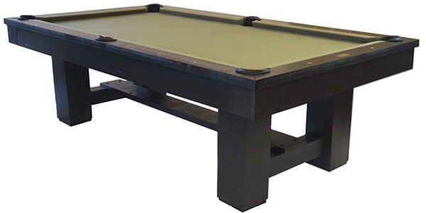 Rustic - AE Schmidt Branson Pool Table