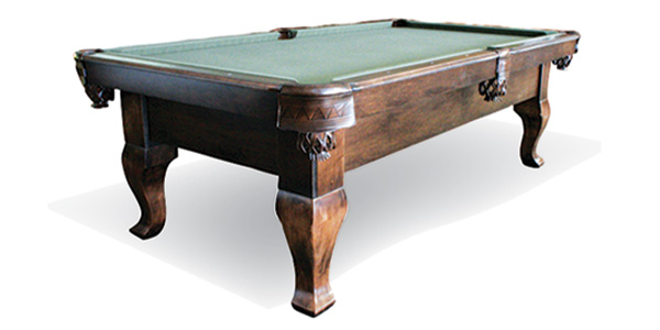 Waterloo Texan Pool Table