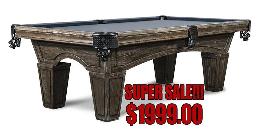 Houston Pool Table